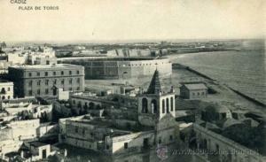 Plaza de Toros de la Hoyanca, origen del fútbol en Cádiz