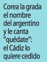 """Titular lateral en """"Mundo Deportivo"""" el 6 de agosto de 2005"""
