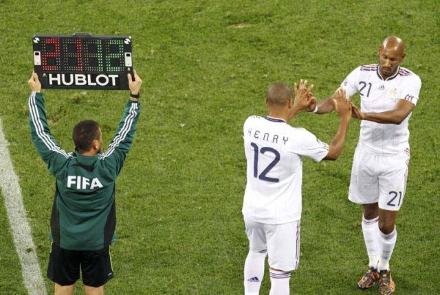 Las sustitución de jugadores es relativamente reciente en el fútbol 149a187573ea9