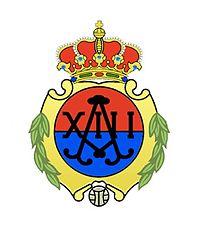 Escudo del Alfonso XIII CF