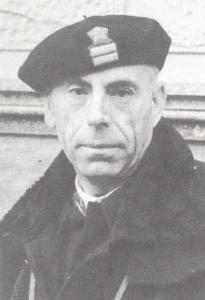 Coronel Antonio Ortega, presidente del Madrid FC de 1937 a 1939