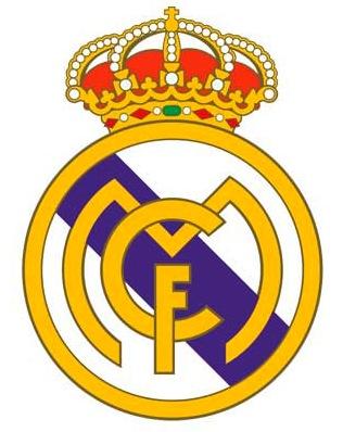 La franja morada del escudo del Real Madrid CF  El ftbol y ms all