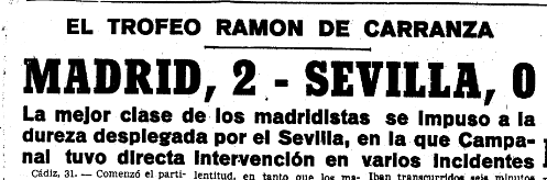 Carranza 1958