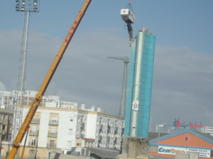 Campos de fútbol en Cádiz