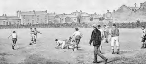 inglaterra escocia con referee y umpires