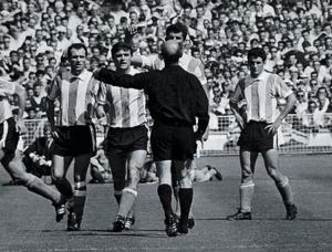 La justicia / injusticia en el fútbol