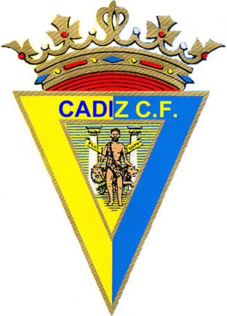 Escudo del Cádiz CF.