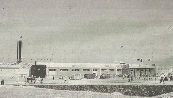 Estadio Carranza 1955