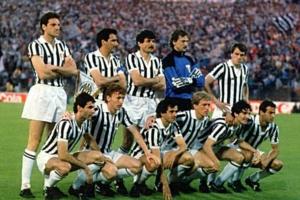 Juventus 1985, formación clásica