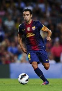 Xavi, un jugador único