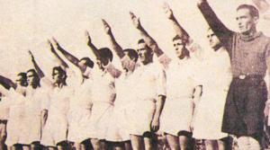 Desde 1940 quedaban prohibidos los extranjerismos en el deporte