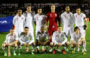 Inglaterra con formación clásica en Mundial Brasil 2014