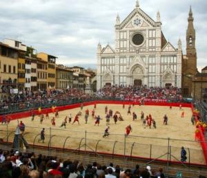 Italia: Calcio Fiorentino