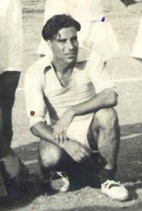 Salvador Espinosa de los Monteros en sus inicio en Puerto Real