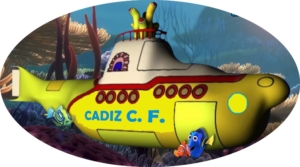 "El ""Submarino Amarillo"" del Cádiz CF"