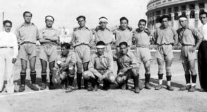 SCD Mirandilla FC, de amarillo en 1934