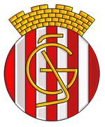 Escudo del Sporting de Gijón durante la II República, sin corona
