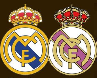 La Franja Morada Del Escudo Del Real Madrid Cf El Futbol Y Mas Alla