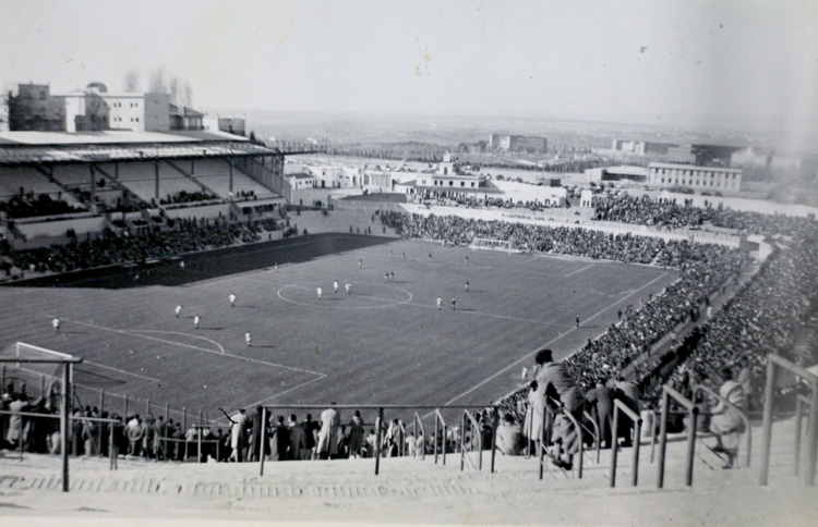 Antiguo Stadium Metropolitano de Madrid