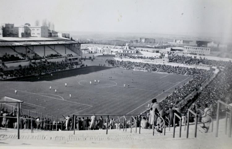 Antiguo Stadium Metropolitano de Madrid