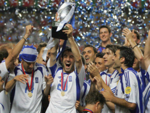 Grecia, la MEJOR de la Euro 2004.